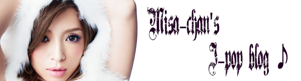 Misa-chan's J-pop blog ♪